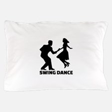 Swing dance Pillow Case