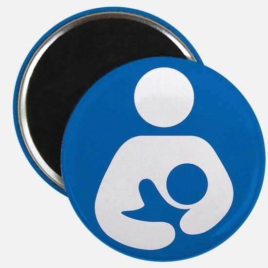 New International Breastfeeding Icon Magnet