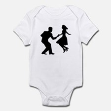 Swing dancing Infant Bodysuit