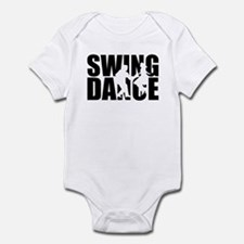 Swing dance Infant Bodysuit