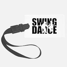 Swing dance Luggage Tag