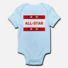 ALL STAR Body Suit