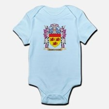 Ashkenazic Coat of Arms (Family Crest) Body Suit
