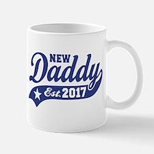 New Daddy Est. 2017 Mug