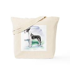 Great Dane Stackin Mantle Tote Bag