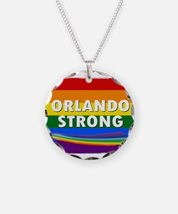 ORLANDO STRONG PRIDE Necklace