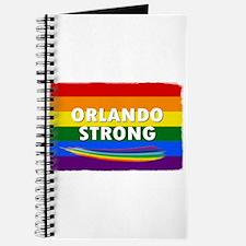 ORLANDO STRONG PRIDE Journal