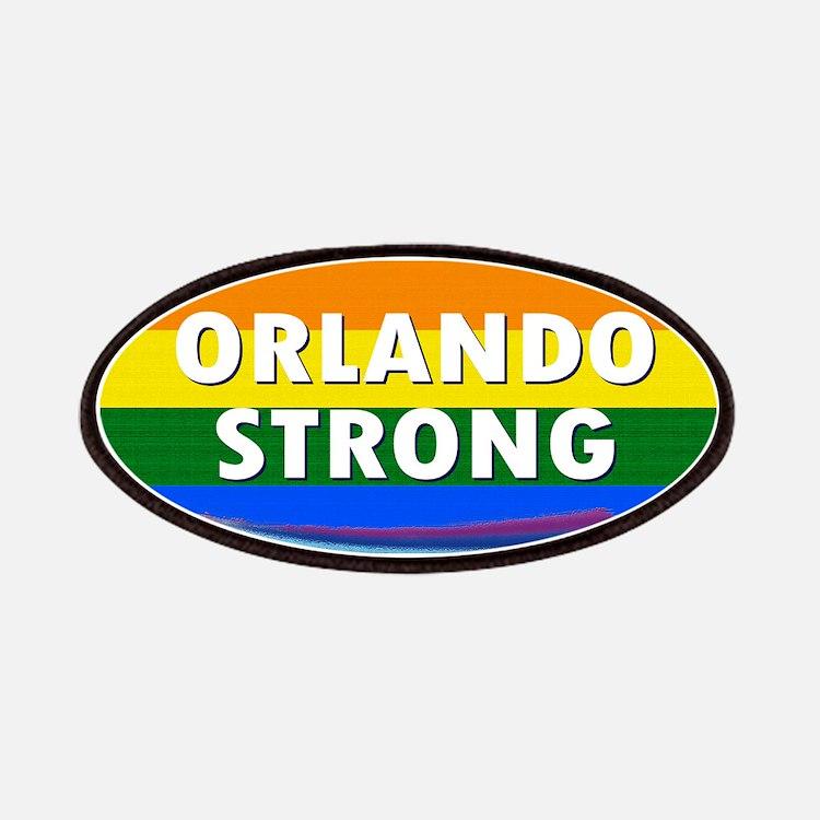ORLANDO STRONG PRIDE Patch