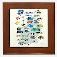 Aquarium Framed Tile
