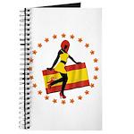 Sexy Girl Spain 1 Journal