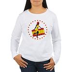 Sexy Girl Spain 1 Women's Long Sleeve T-Shirt