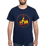 Sexy Girl Spain 1 Dark T-Shirt