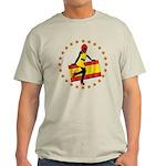 Sexy Girl Spain 1 Light T-Shirt