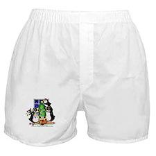 Family Christmas Boxer Shorts