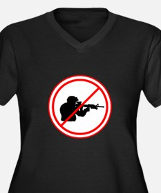 Ban assault weapons gun control Plus Size T-Shirt