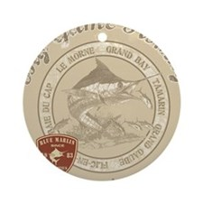 Big game fishing2 Ornament (Round)