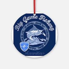 Big game fishing3 Ornament (Round)