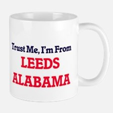 Trust Me, I'm from Leeds Alabama Mugs