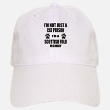 I'm a Scottish Fold Mommy Baseball Baseball Cap