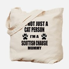 I'm a Scottie chausie Mommy Tote Bag