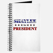 SHAYLEE for president Journal