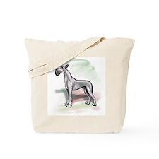 Great Dane Black Stackin Tote Bag