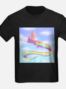 Allamacorn Sky T-Shirt