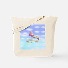 Allamacorn Sky Tote Bag