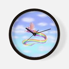 Allamacorn Sky Wall Clock