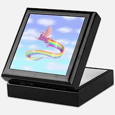 Allamacorn Sky Keepsake Box