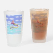 Allamacorn Sky Drinking Glass
