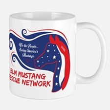 BLM Mustang Rescue Network Mugs