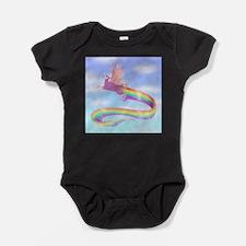 Allamacorn Sky Baby Bodysuit