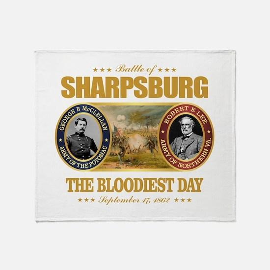 Sharpsburg Throw Blanket