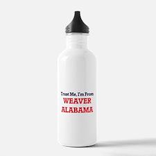 Trust Me, I'm from Wea Water Bottle