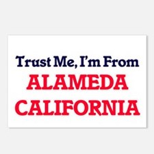 Trust Me, I'm from Alamed Postcards (Package of 8)