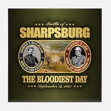 Sharpsburg Tile Coaster