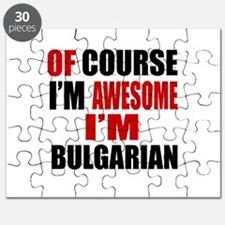 Of Course I Am Bulgarian Puzzle