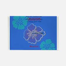 summertime Rectangle Magnet