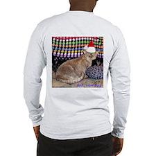Elvis, the Devon Rex, Christmas Shirt