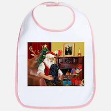 Santa's Puli Bib