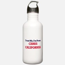 Trust Me, I'm from Cer Water Bottle