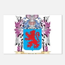 Avila Coat of Arms (Famil Postcards (Package of 8)