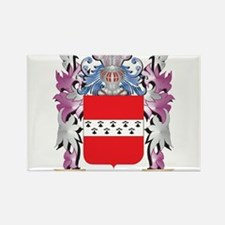 Axon Coat of Arms (Family Crest) Magnets