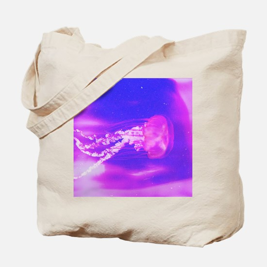 Cool Jelly fish Tote Bag