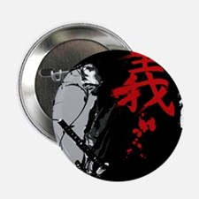 "GI Dark Samurai 2.25"" Button (10 pack)"