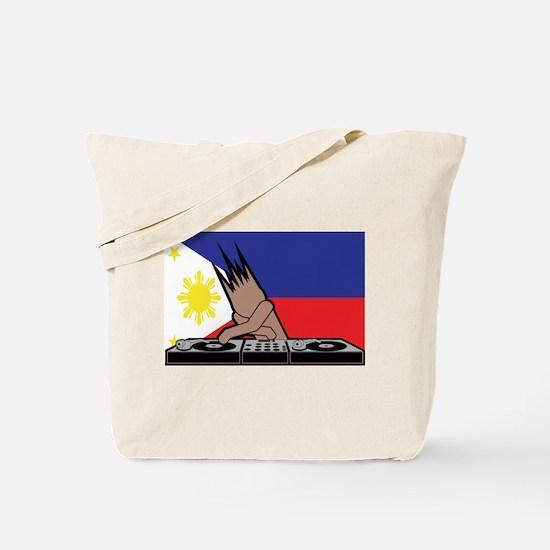 DJ FLIP Tote Bag