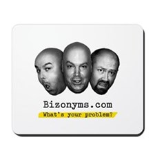 Three Bald Guys Mousepad