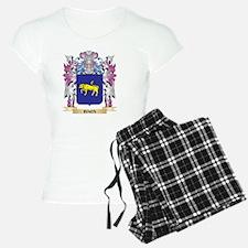 Baca Coat of Arms (Family C Pajamas
