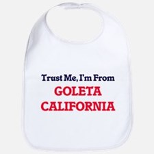 Trust Me, I'm from Goleta California Bib